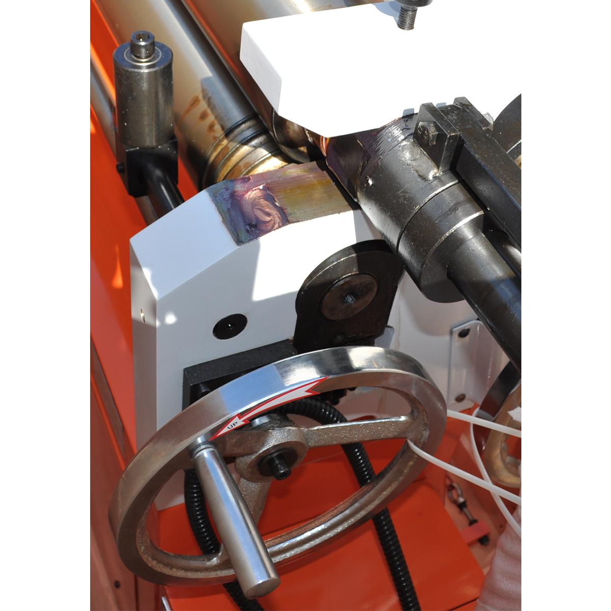 Станок вальцовочный электромеханический Stalex ESR-1300x2.5 1