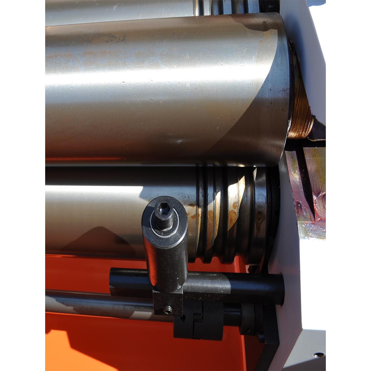 Станок вальцовочный электромеханический Stalex ESR-1300x2.5 2