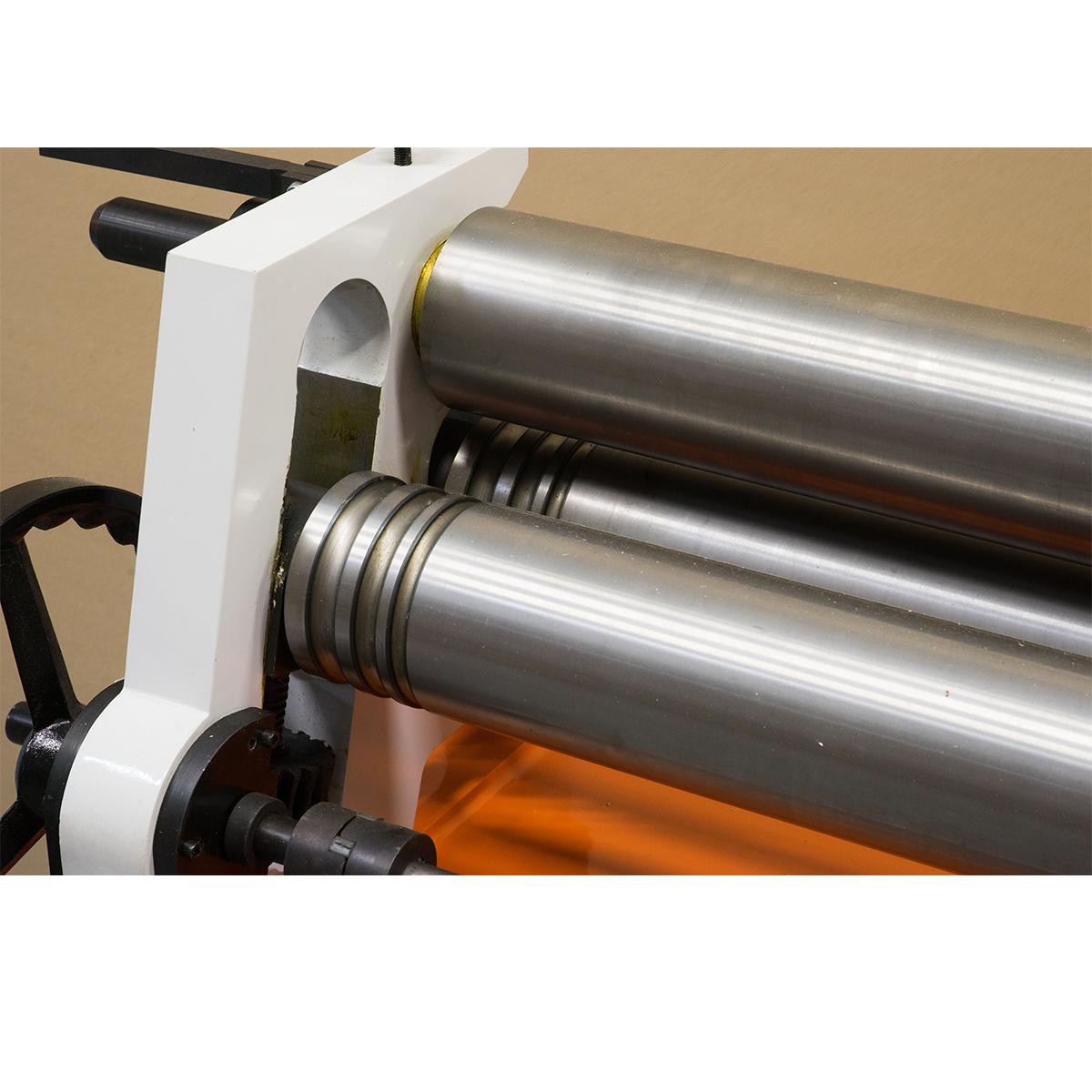 Станок вальцовочный электромеханический Stalex ESR-1300x6.5 3