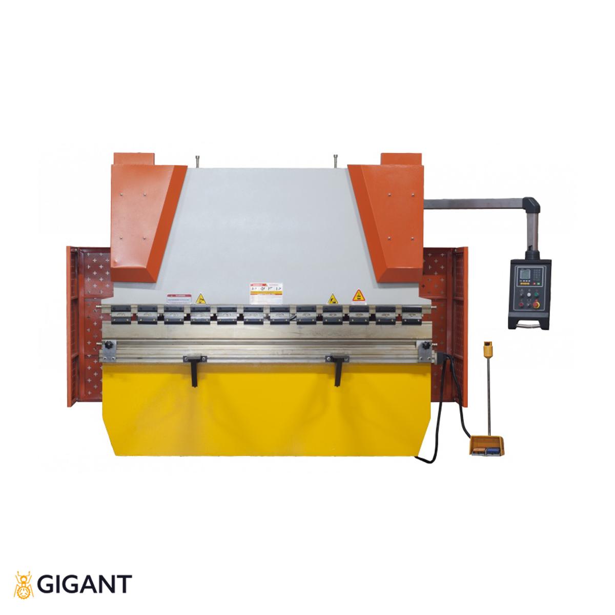 Пресс гидравлический STALEX WC-67-80-2500 E21