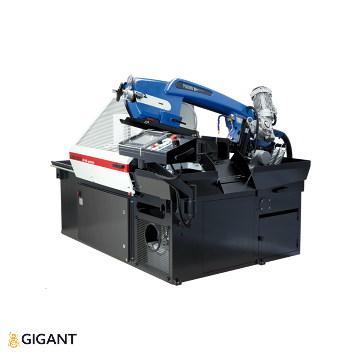 Станок ленточнопильный автоматический Pilous ARG 300 CF-NC Servo Automat